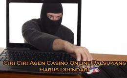 Agen Palsu Casino Online